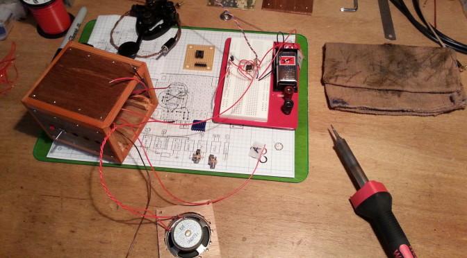 CW Practice Oscillator