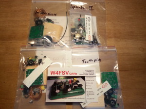 Breadboard Radio Kits