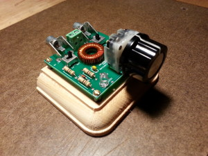 Matchstick antenna tuner kit from BreadboardRadio.com